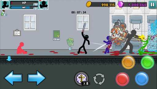 anger of stick 5 indir - Anger of Stick 5: Zombie Apk indir - Para Hileli Mod v1.1.15