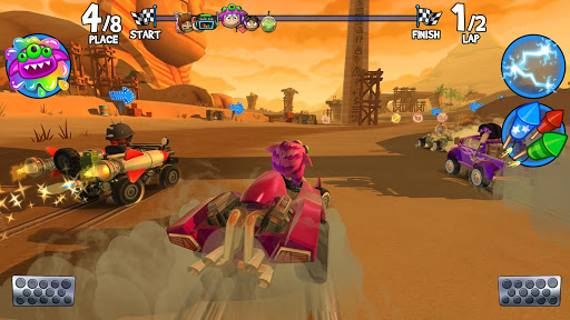 beach buggy racing 2 indir - Beach Buggy Racing 2 Apk indir - Para Hileli Mod v1.6.3