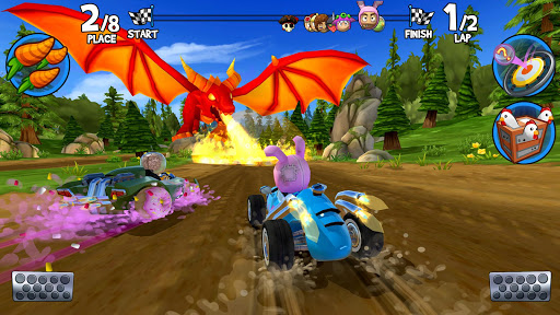 beach buggy racing 2 - Beach Buggy Racing 2 Apk indir - Para Hileli Mod v1.4.0