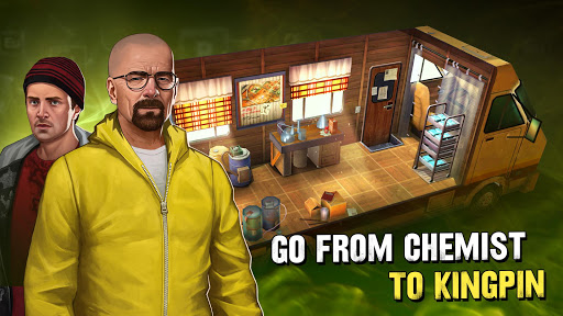 breaking bad criminal elements indir - Breaking Bad: Criminal Elements Apk indir - Hasar Hileli Mod v1.7.5.112