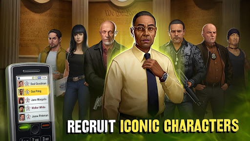breaking bad criminal elements - Breaking Bad: Criminal Elements Apk indir - Hasar Hileli Mod v1.7.5.112