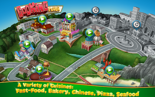 cooking fever indir - Cooking Fever Apk indir - Para Hileli Mod v8.0.0