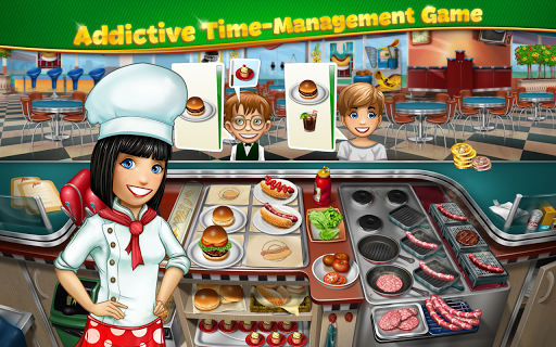 cooking fever - Cooking Fever Apk indir - Para Hileli Mod v8.0.0