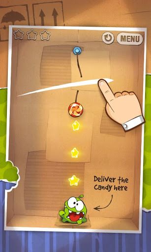 cut the rope indir - Cut the Rope Full Free Apk indir - İpucu Hileli Mod v3.20.1