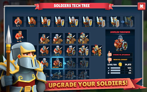 game of warriors - Game of Warriors Apk indir - Para Hileli Mod v1.1.44