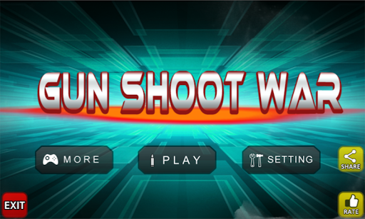 gun shoot war hile - Gun Shoot War Apk indir - Para Hileli Mod v3.9