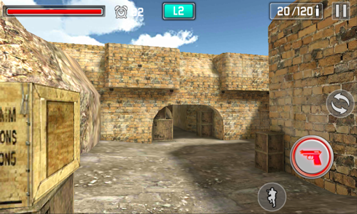 gun shoot war - Gun Shoot War Apk indir - Para Hileli Mod v3.9