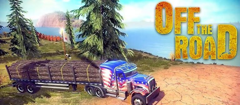 off the road otr hile 768x336 - Off The Road OTR Apk indir - Para Hileli Mod v1.3.9