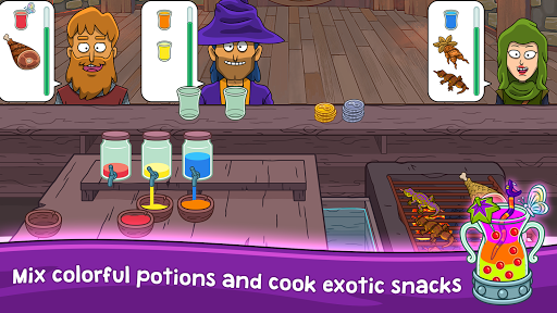 potion punch - Potion Punch Apk indir - Para Hileli Mod v6.3
