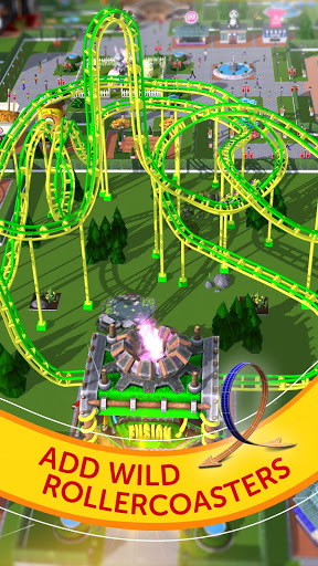 rollercoaster tycoon touch indir - RollerCoaster Tycoon Touch Apk indir - Kaynak Hileli Mod v3.8.2
