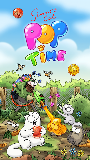 simons cat pop time apk indir - Simon's Cat Pop Time Apk indir - Mega Hileli Mod v1.15.1