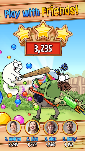 simons cat pop time indir - Simon's Cat Pop Time Apk indir - Mega Hileli Mod v1.15.1
