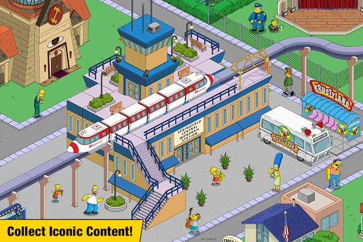 the simpsons tapped out apk indir - The Simpsons: Tapped Out Apk indir - Para Hileli Mod v4.38.0