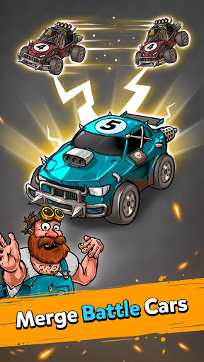 battle car tycoon apk indir - Merge Battle Car Tycoon Apk indir - Para Hileli Mod v1.0.68