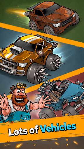 battle car tycoon - Merge Battle Car Tycoon Apk indir - Para Hileli Mod v1.0.68