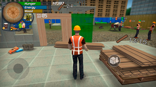 big city life simulator - Big City Life: Simulator Apk indir - Para Hileli Mod v1.4.2