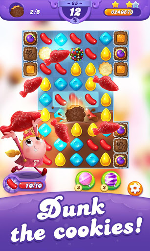 candy crush friends saga apk indir - Candy Crush Friends Saga Apk indir - Mega Hileli Mod v1.34.6