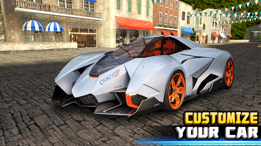 crazy for speed 2 apk indir - Crazy for Speed 2 Apk indir - Para Hileli Mod v3.3.5002