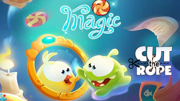 cut the rope magic hile - Cut the Rope: Magic Apk indir - Para Hileli Mod v1.11.1