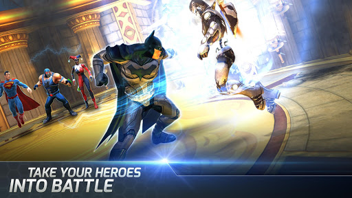 dc legends apk indir - DC Legends: Battle for Justice Apk indir - Hasar Hileli Mod v1.26.5