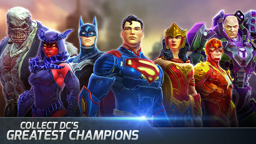 dc legends indir - DC Legends: Battle for Justice Apk indir - Hasar Hileli Mod v1.26.5