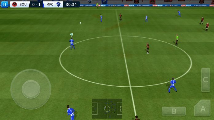 dream league soccer 2020 apk indir - Dream League Soccer 2020 Apk indir - DLS 2020 v6.12