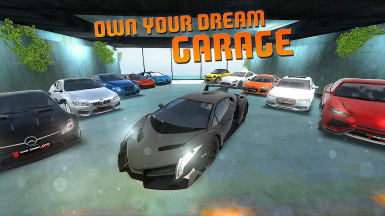 extreme car driving simulator hile 768x432 - Extreme Car Driving Simulator Apk indir - Para Hileli Mod v5.2.0