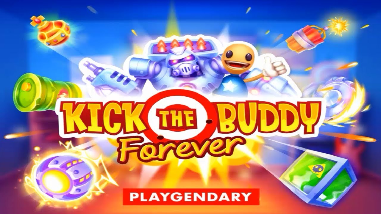 kick the buddy forever hile - Kick the Buddy: Forever Apk indir - Para Hileli Mod v1.4.1