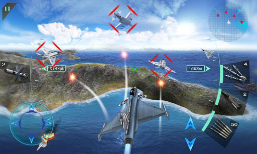 sky fighters 3d apk indir - Sky Fighters 3D Apk indir - Para Hileli Mod v1.5
