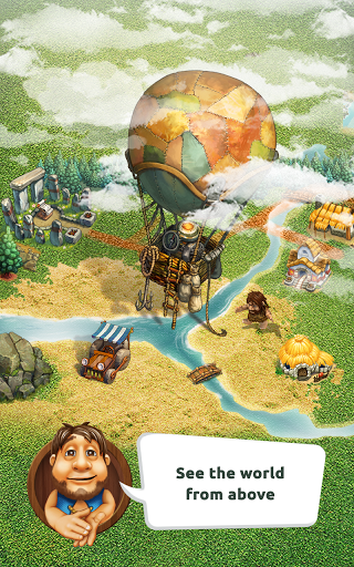 the tribez apk indir - The Tribez: Build a Village Apk indir - Para Hileli Mod v11.3.7