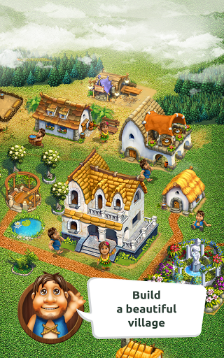the tribez - The Tribez: Build a Village Apk indir - Para Hileli Mod v11.3.7