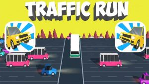 traffic run hile 300x169 - Kick the Buddy: Forever Apk indir - Para Hileli Mod v1.4.1