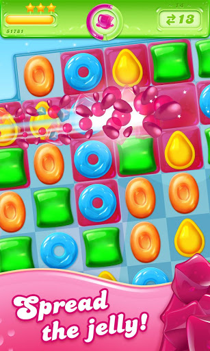 candy crush jelly saga - Candy Crush Jelly Saga Apk indir - Can Hileli Mod v2.25.13