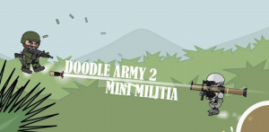 doodle army 2 hile 300x147 - Derby Destruction Simulator Apk indir - Para Hileli Mod v3.0.5