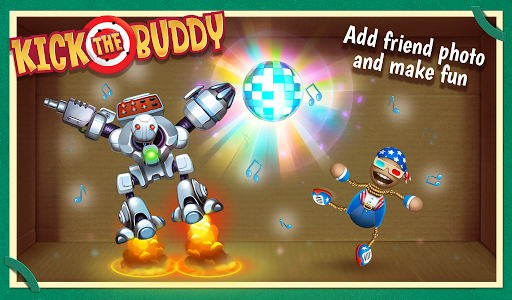 kick the buddy indir - Kick the Buddy Apk indir - Para Hileli Mod v1.0.6
