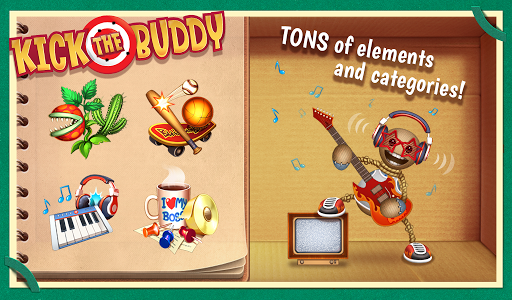 kick the buddy - Kick the Buddy Apk indir - Para Hileli Mod v1.0.6