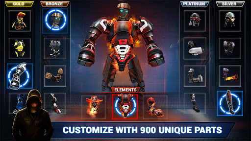 real steel boxing champions apk indir - Real Steel Boxing Champions Apk indir - Para Hileli Mod v2.5.118