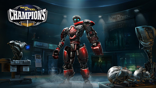 real steel boxing champions hile - Real Steel Boxing Champions Apk indir - Para Hileli Mod v2.5.118
