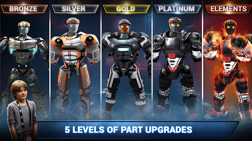 real steel boxing champions indir - Real Steel Boxing Champions Apk indir - Para Hileli Mod v2.5.118