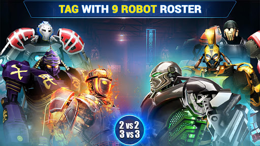 real steel boxing champions - Real Steel Boxing Champions Apk indir - Para Hileli Mod v2.5.118