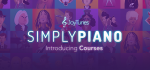 simply piano by joytunes full apk 150x70 - Simply Piano by JoyTunes Apk indir - Kilitsiz Mod v4.0