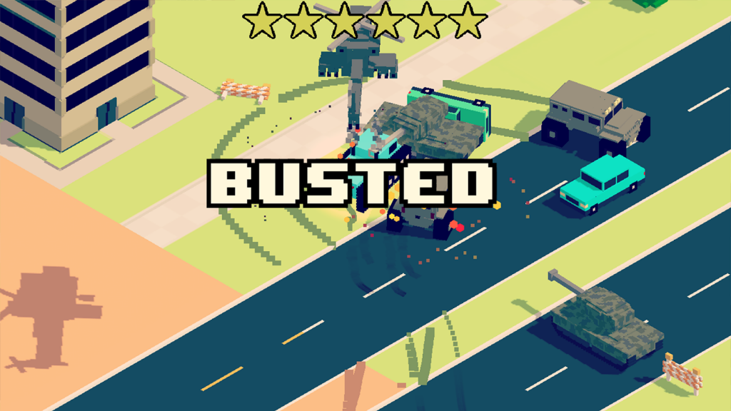 smashy road wanted apk indir 1024x576 - Smashy Road: Wanted Apk indir - Para Hileli Mod v1.3.5