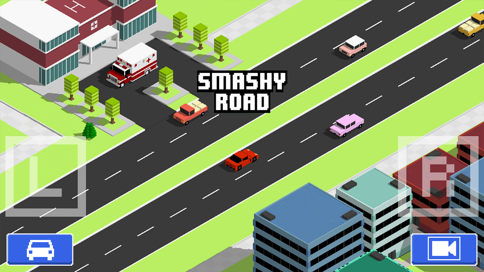 smashy road wanted hile - Smashy Road: Wanted Apk indir - Para Hileli Mod v1.3.5