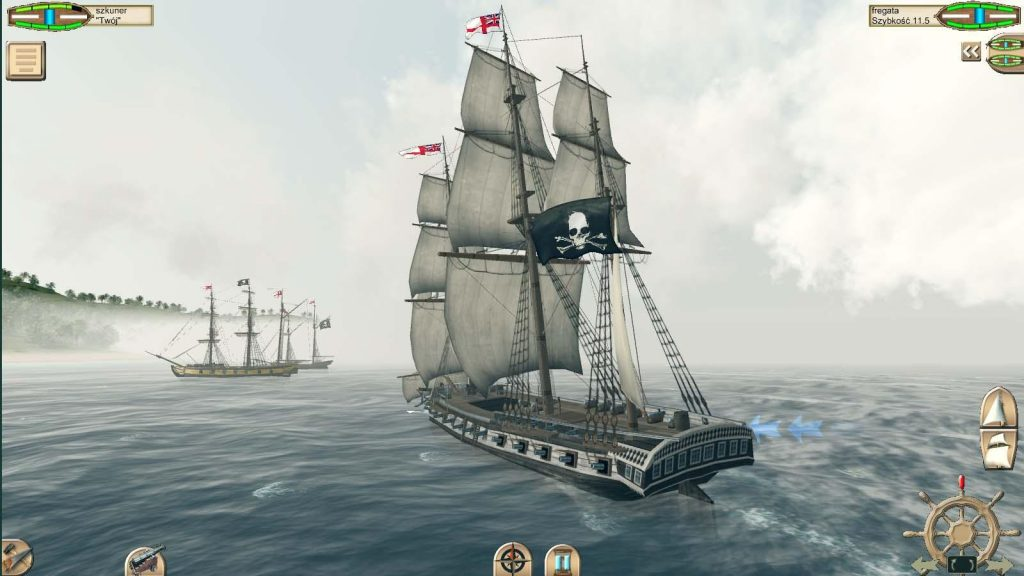 the pirate caribbean hunt indir 1024x576 - The Pirate: Caribbean Hunt Apk indir - Para Hileli Mod v9.6