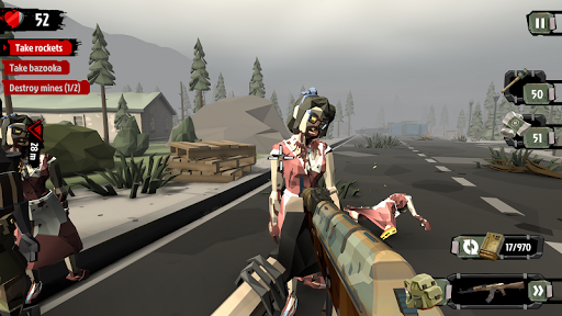 the walking zombie 2 - The Walking Zombie 2 Apk indir - Mermi Hileli Mod v2.7