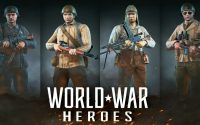 world war heroes ww2 hile 200x125 - World War Heroes Apk indir - Mermi Hileli Mod v1.13.1