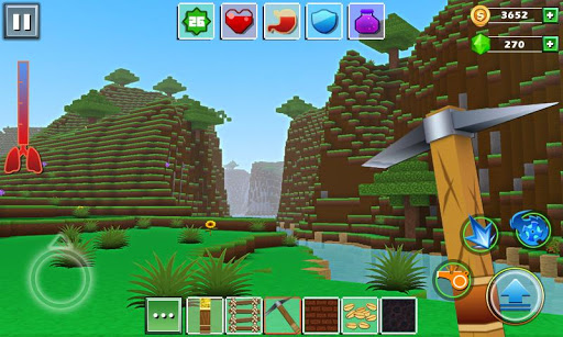 exploration craft - Exploration Craft Apk indir - Para Hileli Mod v1.0.9