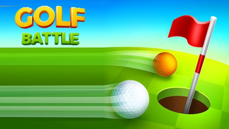 golf battle hile 768x432 - Golf Battle Apk indir - Para Hileli Mod v1.12.0