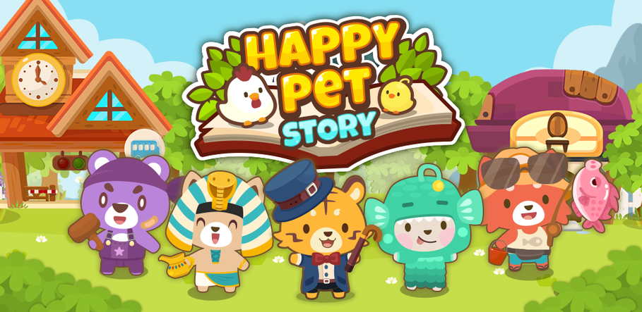 happy pet story hile - Happy Pet Story Apk indir - Para Hileli Mod v2.2.02