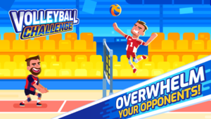 volleyball challenge hile 300x169 - Merge Flowers vs Zombies Apk indir - Para Hileli Mod v2.9